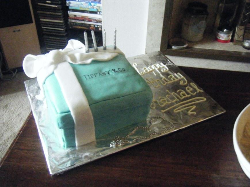 cake at Tiffany's?